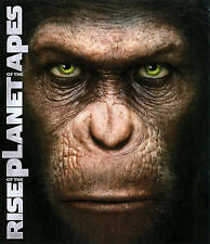RISE OF THE PLANET OF THE APES (Blu-ray Disc, 2011, 2 Discs) SLIP CASE NEW