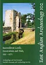 Baconsthorpe Castle, Excavations and Finds, 1951-1972: Report 102 by C....