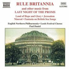 Rule Britannia and Other Music from Last Night of the Proms (1998) 5J