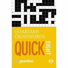 GUARDIAN QUICK CROSSWORDS: 8 STEPHENSON,HUGH