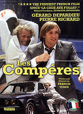 Les Comperes, Good DVD, Maurice Barrier, Jacques Frantz, Roland Blanche, Philipp