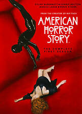 American Horror Story: The Complete First Season 1 (DVD, 2012, 3-Disc Set)