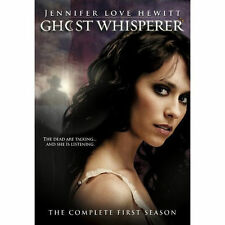 GHOST WHISPERER: COMPLETE FIRST SEASON (6DVDS, 2006, Paramount) NEW AND SEALED