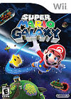 SUPER MARIO GALAXY with CASE MANUAL and GAME WII GAME SYSTEM NINTENDO NES HQ