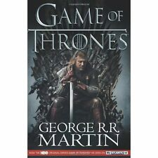 A Game of Thrones: Book 1 of A Song of Ice and Fire (Song of Ice & Fire) George