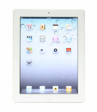 Apple iPad 2 16GB, Wi-Fi, 9.7in - White (MC979LL/A) Very Good Condition