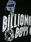 bbc RIPPED Classic Logo Tee Shirt Pharrell Williams Bape billionaire boys club M