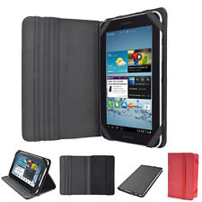 "Folio Flip Leather Case Cover Stand For All Android Tablet PC 7"" -7.9"" iPad Mini"