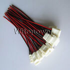 100 x Connector Wire Cable For Led Strip 3528 Single Color 8mm PCB No Welding -S