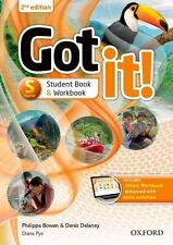 Got it: Starter Level: Students Pack with Digital Workbook by Oxford...