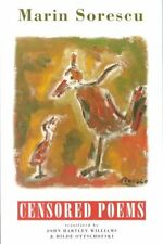 Censored Poems by Marin Sorescu (Paperback, 2001)