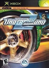***NEED FOR SPEED UNDERGROUND 2 ORIGINAL XBOX DISC ONLY~~~