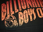 bbc GRADIENT CLASSIC LOGO tee shirt billionaire boys club bape orange jean S M