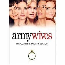 Army Wives: The Complete Fourth Season (DVD, 2010, 4-Disc Set)