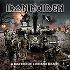 Iron Maiden, A Matter Of Life And Death Audio CD