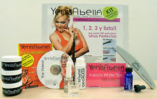 YS Nails Profesional Kit *Yenis Abella* Dual Nail System, Acrylic Nails Easy !!