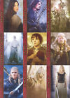 """Lord Of The Rings The Two Towers: """"Mexican Cinema"""" 9 Card Promo Set"""