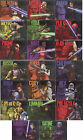 """Star Wars Clone Wars ROBH - """"Foil Character Cards"""" Set of 20 Chase Cards"""