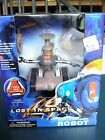 TrendMasters Lost in Space 1997 BATTLE RAVAGED ROBOT - Movie Sounds MIB