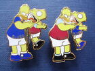 Aston Villa Birmingham City RIVALRY SIMPSONS badge