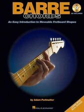 Barre Chords: An Easy Introduction to Moveable Fretboard Shapes by Adam...