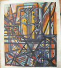 """ABSTRACT ART OIL PAINTING 20x24"""" BARGAIN"""