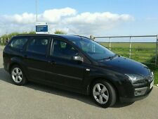 2006 Ford Focus Estate 2.0 TDCI  6 Speed.11months mot used daily spares/repair!