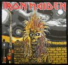 IRON MAIDEN AUFNÄHER / PATCH # 45 FIRST LP