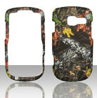 Camo Stem Pantech Link II 2 P5000 at&t Case Cover Hard Snap on Cases Faceplates