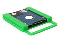 "2.5"" SSD HDD To 3.5"" Mounting Adapter Bracket Dock Bay For PC ATX Case 4 Screws"