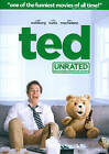Ted DVD, 2012, UNRATED