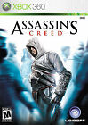 XBOX 360 Game Assassin's Creed - Case, Disc, Manual GOOD CONDITION