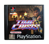 Time Crisis  for Sony Playstation 1 (PS1)
