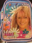 "Hilary Duff BACKPACK Free tote set purse school Large 16"" bag Sports Bottle new"