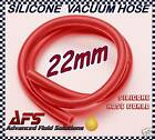 22mm RED SILICONE VACUUM HOSE SILICON DRESSING TUBE .5