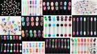 14g Tongue Rings WHOLESALE Body Jewelry Mixed Lot 50 Pc Piercings Barbells
