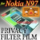 PRIVACY LCD SCREEN PROTECTOR GUARD FILM for NOKIA N97