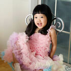*Pink* Rubberdress baby TOP Pettiskirt Boutique Pageant