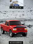 1999 Ford Ranger Accessories brochure