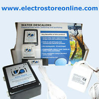 ELECTRONIC WATER CONDITIONER DESCALER SOFTENER – WIZARD