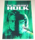 "THE INCREDIBLE HULK PP SIGNED 12X8"" POSTER LOU FERRIGNO"