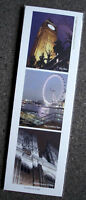 New bookmark w original images of London at dusk