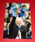 WALTER SMITH GENUINE AUTHENTIC SIGNED AUTOGRAPH 6x4 PHOTO RANGERS MANAGER + COA