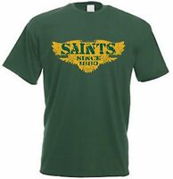 Saints Wings Style Northampton Rugby T Shirt