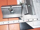 STAINLESS STEEL OFF SET BRACKETS / HOLD DOWN