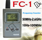 FC-1 Portable Frequency Counter 10Hz -2.6GHz for PX-888