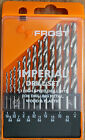 Frost by Sutton 13 Piece Imperial High Speed Steel Drill Bit Set