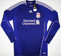 Liverpool TECHFIT Player Issue Football Shirt Soccer Jersey Top Kit