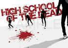 HIGH SCHOOL OF THE DEAD POSTER ART PRINT PICTURE A3 11.7 × 16.5 INCH AMK1799