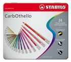 Stabilo Carbothello Pastel Pencils - 24 Tin